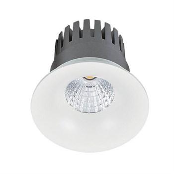 Точечный светильник Solo Solo 132.1-12W-WT - фото 1004821