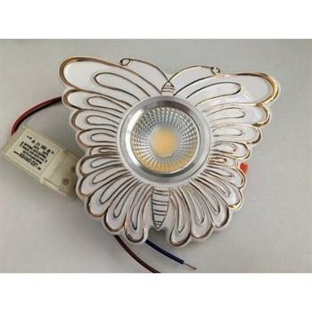 Точечный светильник Круз 637015401 - фото 1004889
