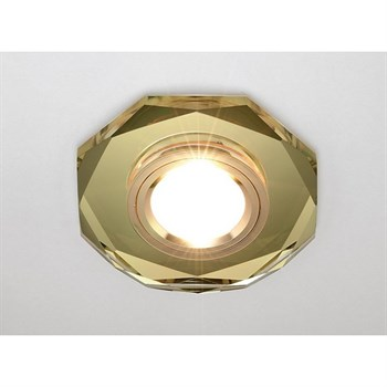 Точечный светильник Классика III 8020 GOLD - фото 1016391