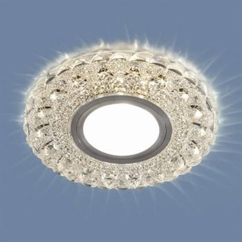 Точечный светильник  2236 MR16 CL прозрачный - фото 1020315