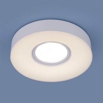 Точечный светильник  2240 MR16 WH белый - фото 1020320