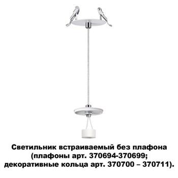 Точечный светильник Unite 370692 - фото 1024721