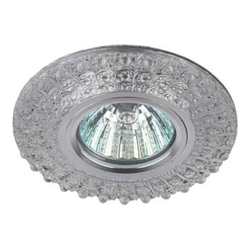 Точечный светильник  DK LD2 SL/WH+PU - фото 1128823