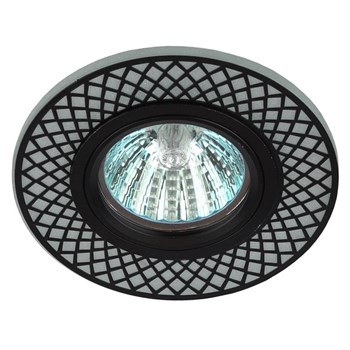 Точечный светильник  DK LD42 WH/BK - фото 1128843