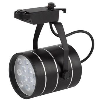 Трековый светильник  TR3 - 12 BK - фото 1129936