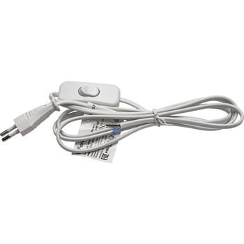 Сетевой шнур с выключателем Feron DM107 41150 2м - фото 1133196