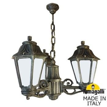 Уличный светильник подвесной Anna E22.120.S30.BYF1R - фото 1134276