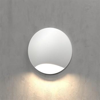 Встраиваемый светильник уличный  MRL LED 1104 белый - фото 1134668