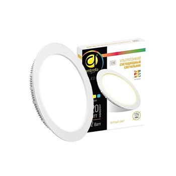 Точечный светильник Led Present Plastic 300123 - фото 1233863
