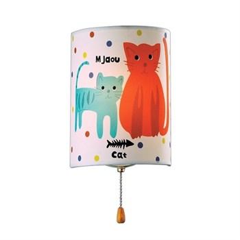Настенный светильник Cats 2279/1W - фото 1259384
