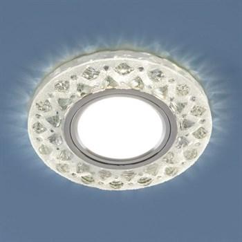 Точечный светильник  2222 MR16 CL прозрачный - фото 1381707
