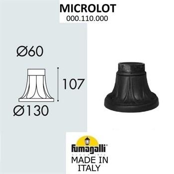 База Microlot 000.110.000.A0 - фото 914819