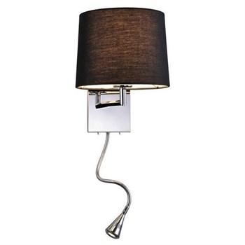 Бра 14000 14102/A LED black - фото 915786
