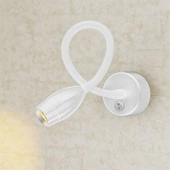 Бра Band MRL LED 1020 белый - фото 919963