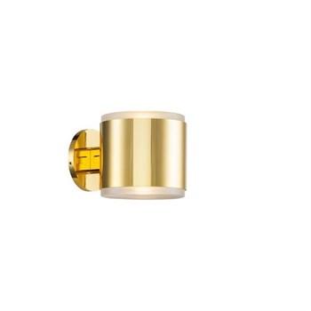 Бра Tube TUBE W5630.2 gold - фото 921413