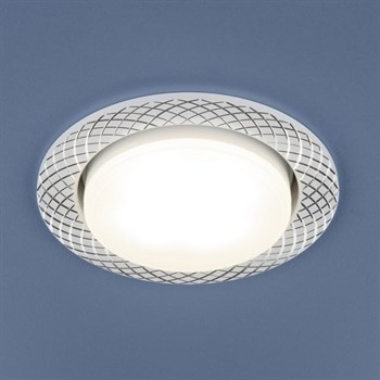 Точечный светильник 1071 GX53 1071 GX53 WH белый - фото 924120