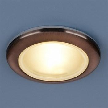 Точечный светильник 1080 1080 MR16 RAB медь - фото 924123