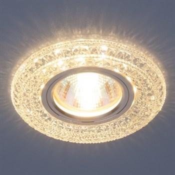 Точечный светильник 2160 2160 MR16 CL прозрачный - фото 924467