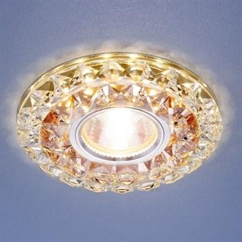 Точечный светильник 2170 2170 MR16 GC CL тонированный прозрачный - фото 924469