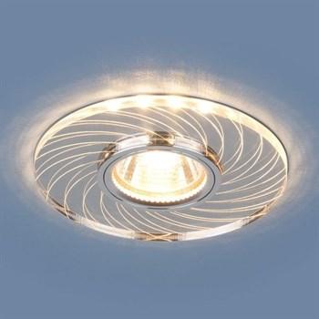 Точечный светильник  2203 MR16 CL прозрачный - фото 924488