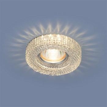 Точечный светильник 2213-2214 2213 MR16 CL прозрачный - фото 924491