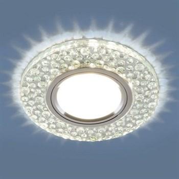 Точечный светильник  2224 MR16 CL прозрачный - фото 924504