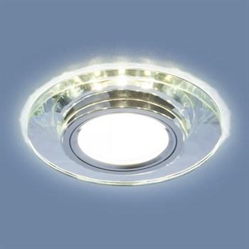 Точечный светильник mirror 2228 MR16 SL зеркальный/серебро - фото 924510