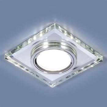 Точечный светильник mirror 2229 MR16 SL зеркальный/серебро - фото 924511