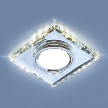 Точечный светильник mirror 2230 MR16 SL зеркальный/серебро - фото 924512