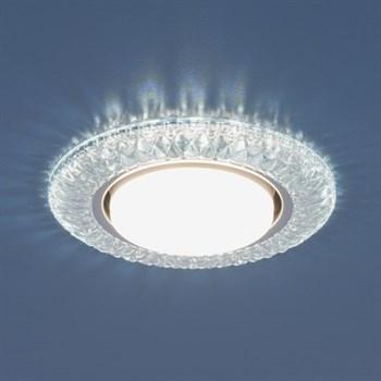Точечный светильник 3020 3020 GX53 CL прозрачный - фото 924607