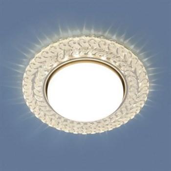 Точечный светильник 3027 3027 GX53 CL прозрачный - фото 924620