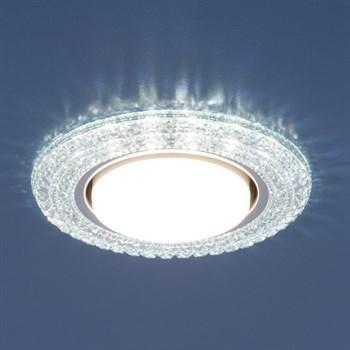Точечный светильник 3030 3030 GX53 CL прозрачный - фото 924627