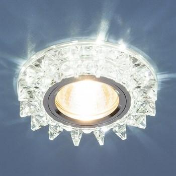 Точечный светильник 6037 6037 MR16  SL зеркальный/серебро - фото 924781