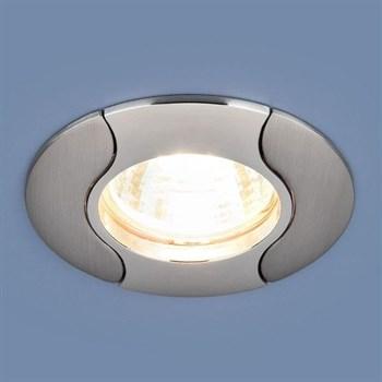 Точечный светильник 7006 7006 MR16 CH/N хром/никель - фото 924816
