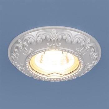 Точечный светильник  7009 MR16 WH белый - фото 924820