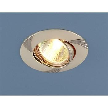 Точечный светильник 8004 8004 MR16 PS/N перл.серебро/никель - фото 924871