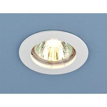 Точечный светильник 863 863 MR16 WH белый - фото 924957