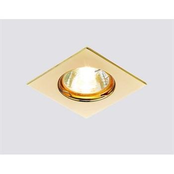 Точечный светильник Литье Штамповка 866A GD - фото 924958