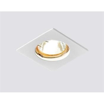 Точечный светильник Литье Штамповка 866A WH - фото 924960