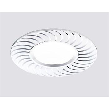Точечный светильник Алюминий С Узором A720 AL - фото 925099