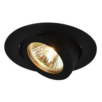 Точечный светильник Accento A4009PL-1BK - фото 925118