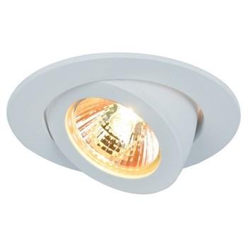 Точечный светильник Accento A4009PL-1WH - фото 925120