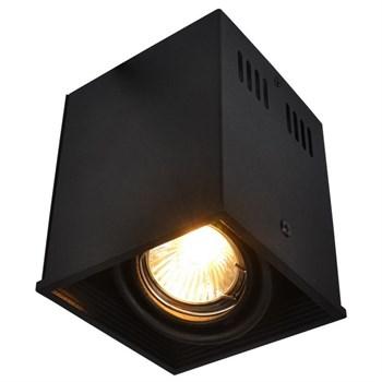 Точечный светильник Cardani  Piccolo A5942PL-1BK - фото 925803