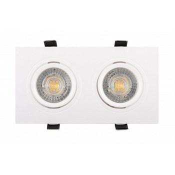 Точечный светильник  DK3022-WH - фото 926350