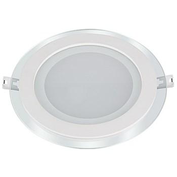 Точечный светильник DLKR160/200-DLKS160/200 DLKR160 12W 4200K белый - фото 926460