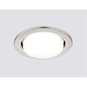 Точечный светильник Gx53 Классика G101 SS - фото 926920