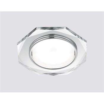 Точечный светильник Gx53 Классика G8020 CH - фото 926958
