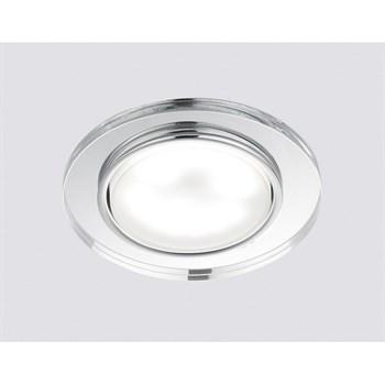 Точечный светильник Gx53 Классика G8060 CH - фото 926959