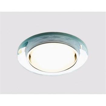 Точечный светильник Gx53 Классика G8077 CH - фото 926961