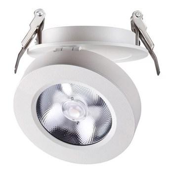 Точечный светильник Groda 357982 - фото 927178